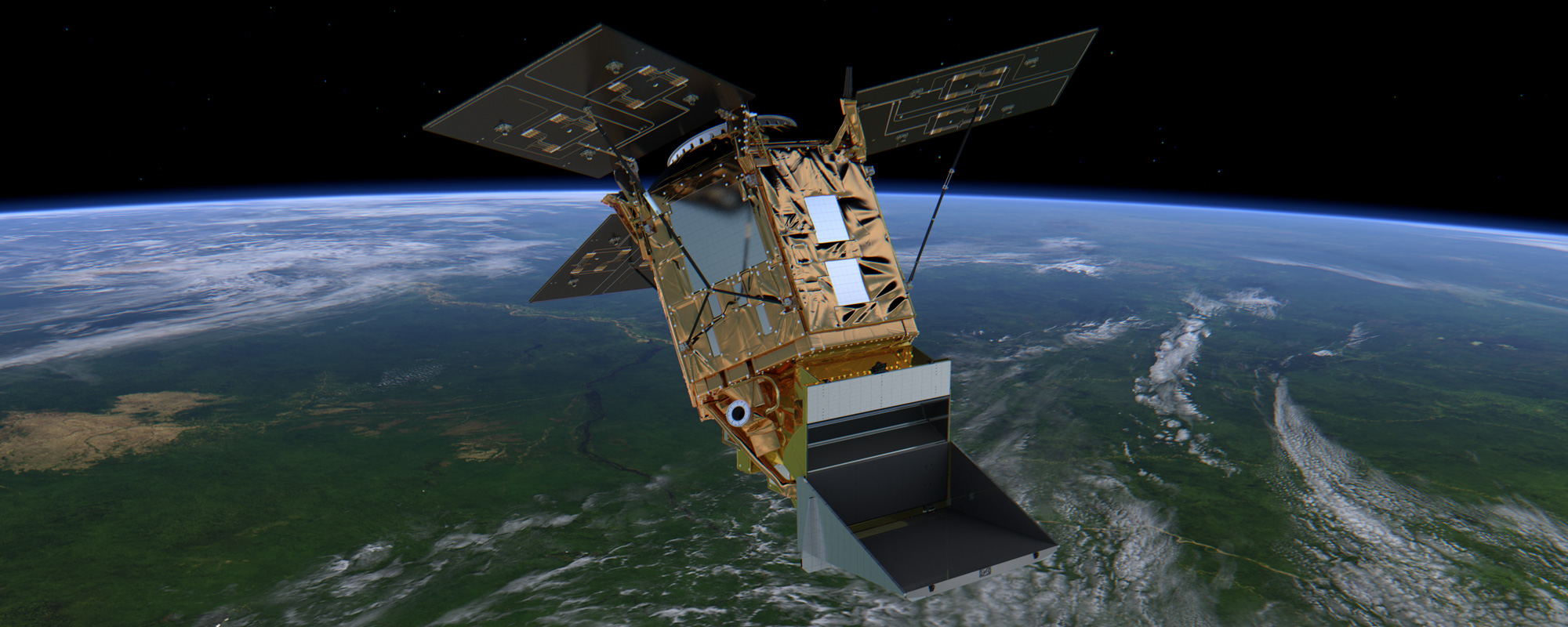 Copernicus Sentinel-5P mission - ONDA DIAS